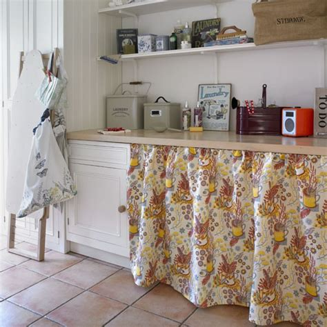 country kitchen curtains uk curtain cover up country utility room ideas utility 6037