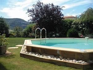 Dimension Piscine Hors Sol : piscine 12 mod les tendance c t maison ~ Melissatoandfro.com Idées de Décoration
