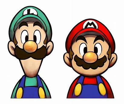Mario Bros Clipart Cliparts Luigi Super Brothers