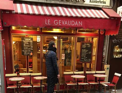 gevaudan cuisine le gevaudan pariisin ravintola arvostelut tripadvisor
