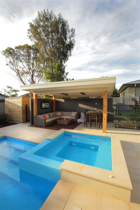 Melbourne Pool Builder  Custom Outdoor Rooms And Landscaping