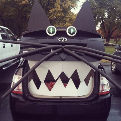 trunk  treat ideas popsugar moms