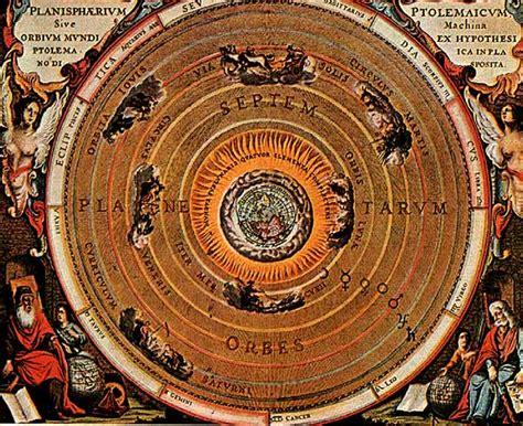modello tolemaico planisfero tolemaico sta xvii 176 sec