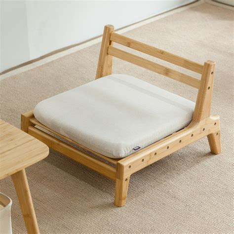 meditation seat  cushion tatami chair floor backrest