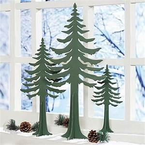 Wooden Christmas Tree Pattern Plans - WoodWorking Projects