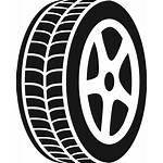 Tire Clipart Icon Wheel Repair Tyre Truck