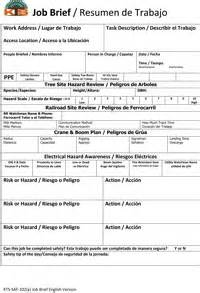 Employee Sign In Sheet Template Safety Kramer Tree Specialists Inc