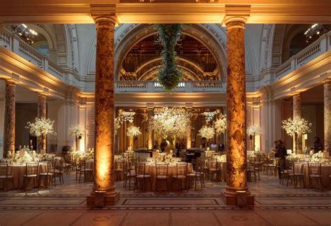 top wedding venues  london weddings  bespoke