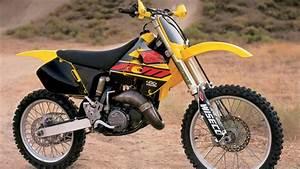 Clymer Manuals Suzuki Rm125 Motorcycle Dirt Bike Manual