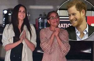 Meghan Markle's Mother Was Hanging Out With Oprah This ...