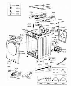 Control  Case Assy Diagram  U0026 Parts List For Model