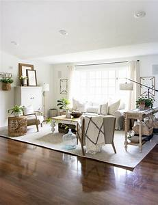 How, To, Get, The, Modern, Farmhouse, Living, Room, Look