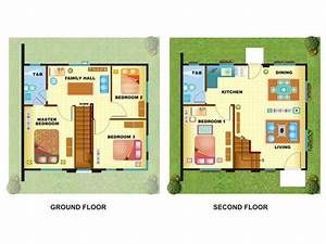 100 square meter house plan philippines