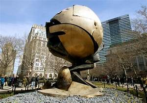 Neither Sphere Nor There  Port Authority Wants Sculpture  Just Not Sure Where
