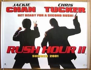Rush Hour 2 (Teaser) - Original Cinema Movie Poster From ...