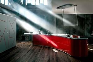 Küche Rot Streichen : 1001 ideen zum thema k che streichen neuste farbtendenzen ~ Markanthonyermac.com Haus und Dekorationen