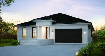 Harmonious Modern Houses Designs by Harmony Homes Quality Cast In Concrete
