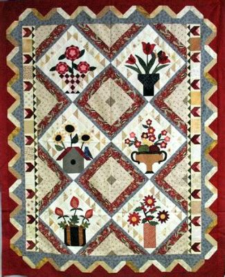 quilt border patterns quilt borders add the right finishing touch