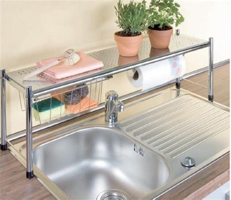 over the sink organizer over the bathroom sink shelf genersys