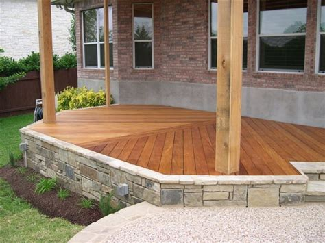 decking edging ideas 22 best images about deck on pinterest lattice deck stone veneer panels and deck skirting