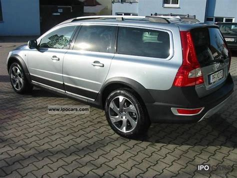 volvo xc  awd geartronic ocean race car photo