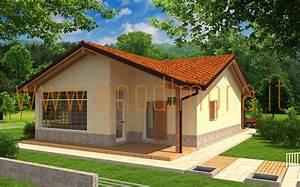 Casa Prefabbricata In Legno Easy 108