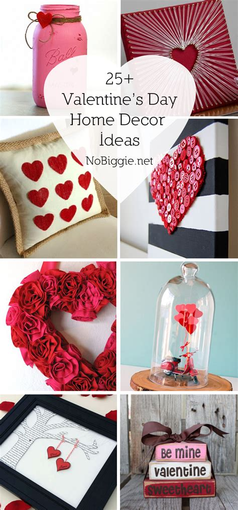 25+ Valentine's Day Home Decor Ideas | NoBiggie
