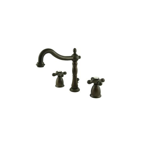 Kingston Brass Faucets Made In China by Kingston Brass Kb1975ax Rubbed Bronze Heritage