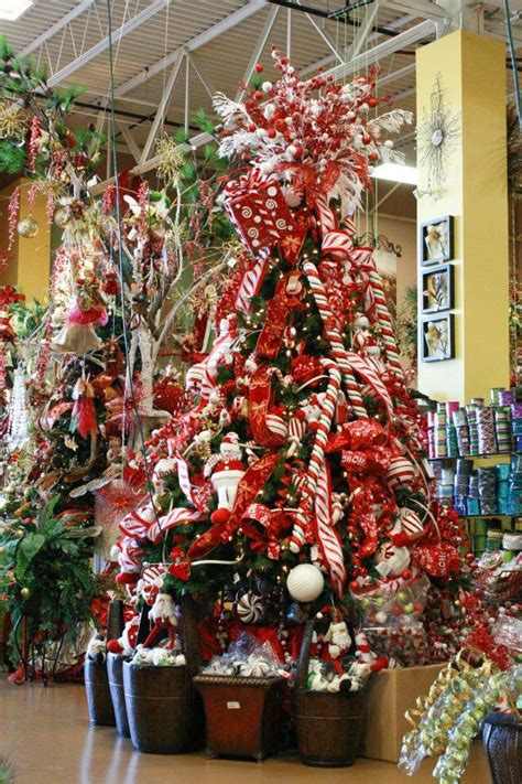 candy cane christmas decor ideas   home feed