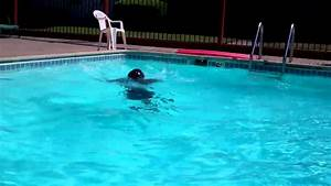 Boy drowning in pool - YouTube