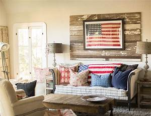 7361 best images about my style on pinterest With best brand of paint for kitchen cabinets with american flag metal wall art