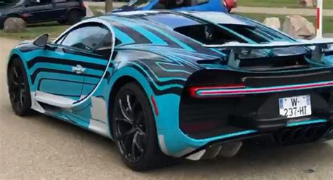 Knowing that the chiron is made by bugatti, you can already assume that it's well worth the money. Bugatti Chiron Sport 'Zebra' Is Unlike Any Other   Carscoops