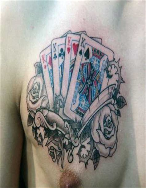 cool looking designs poker tattoo designs www pixshark com images galleries with a bite