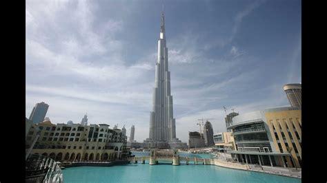 Burj Khalifa (برج خليفة) And Downtown Dubai, Hd