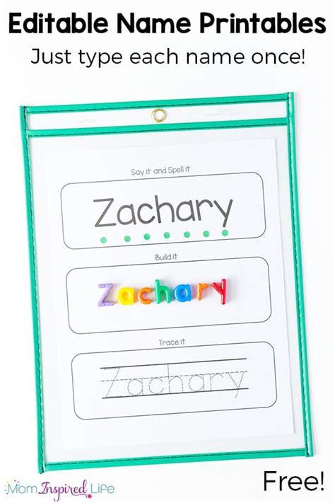 editable  tracing printable worksheets