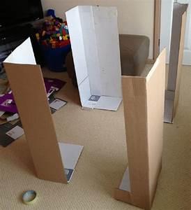 Comment Construire Une Cabane à écureuil : comment construire une cabane en carton mod les ~ Melissatoandfro.com Idées de Décoration
