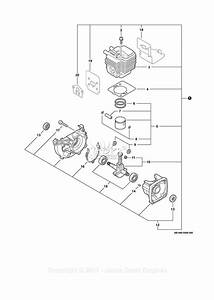 Echo Ppf-210 S  N  07001001 - 07999999 Parts Diagram For Engine  Short Block