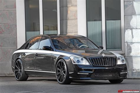 Maybach Car : Maybach 57s