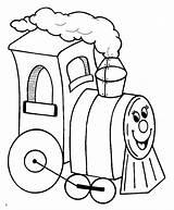 Trein Treintje Ff8a Coloringhome sketch template