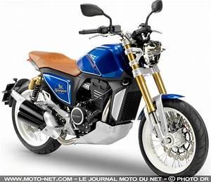 Moto 125 2019 : salon de paris peugeot motocycles d voile deux concepts de moto ~ Medecine-chirurgie-esthetiques.com Avis de Voitures