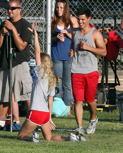 Taylor Swift and Taylor Lautner | Taylor alison swift ...
