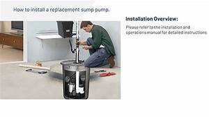 Sump Pump Troubleshooting