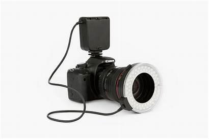 Ring Flash Dslr Camera Canon Nikon Lens