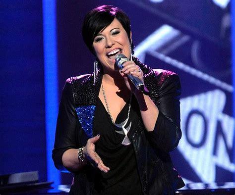 american idol erika van pelt  ny daily news