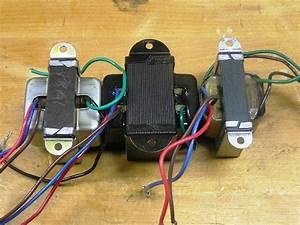 Billm Audio  U00bb Upgrade Output Transformer For Blues Junior
