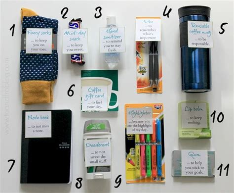 gifts for desk at work new job survival kit diy survival kits survival and
