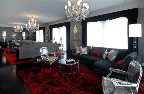 gothic living room designs ideas design trends