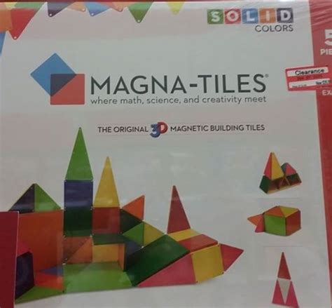 Target Magna Tiles 37 by Readers Shopping Trips Clearance Finds All Things Target