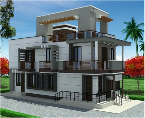 model desain rumah minimalis  lantai home design