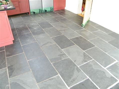 slate tile kitchen floor black slate kitchen floor stripping cleaning and sealing 5325